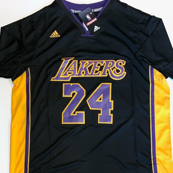timeless design 35d78 72e66 lakers hollywood nights jersey sleeves